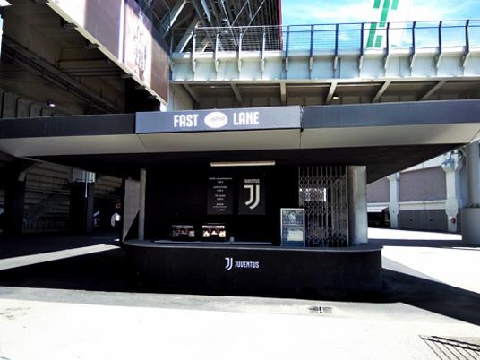 Manutenzione - Grafica - Juventus Stadium - Portfolio